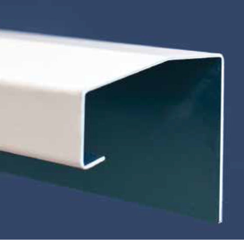 105mm Undersill Flashing And Window Sill Extensions With Full End Caps Pair Ewi Accessory