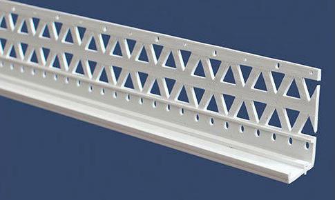 6 12mm pvc bellcast bead pack of 25 external wall