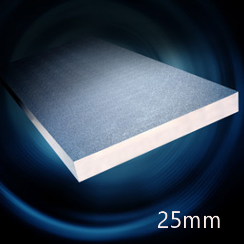 25mm Xtratherm XtroLiner XO/PR Pitched Roof PIR Insulation Board - Pack of 12