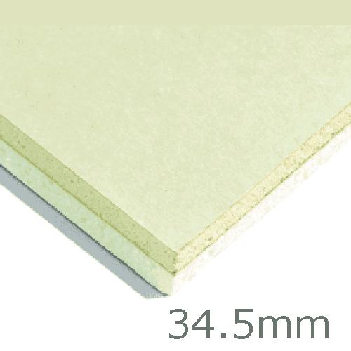 25mm Celotex Gs5025 Pir Insulation Board With 9 5mm