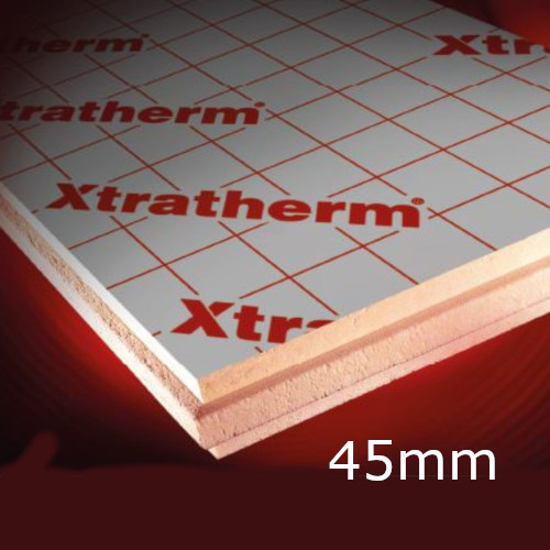 45mm Xtratherm Thin-R XT/CW Partial Fill Cavity Insulation (pack of 9)