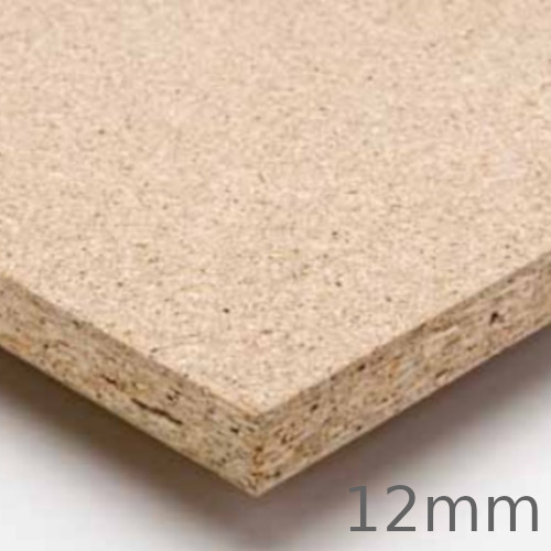 12mm Spano P2 Chipboard - 2500mm x 1250mm