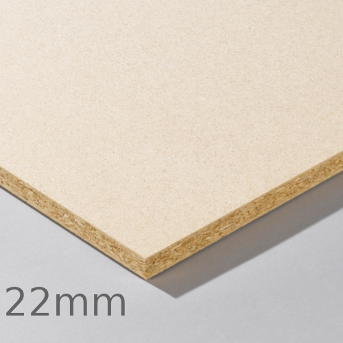 22mm Egger P2 Chipboard - 2800mm x 2070mm - General Use Board