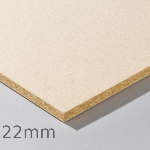 22mm Egger P2 Chipboard - 2800mm x 2070mm - General Use Board
