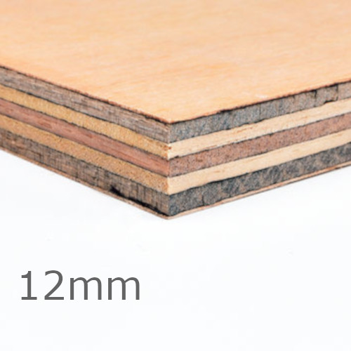 12mm Firesure Premium Arch Dricon Plywood Euroclass B - 2440mm x 1220mm