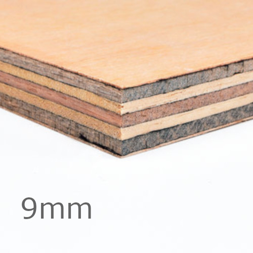 9mm Firesure Classic Arch ATP Plywood Euroclass C - 2440mm x 1220mm