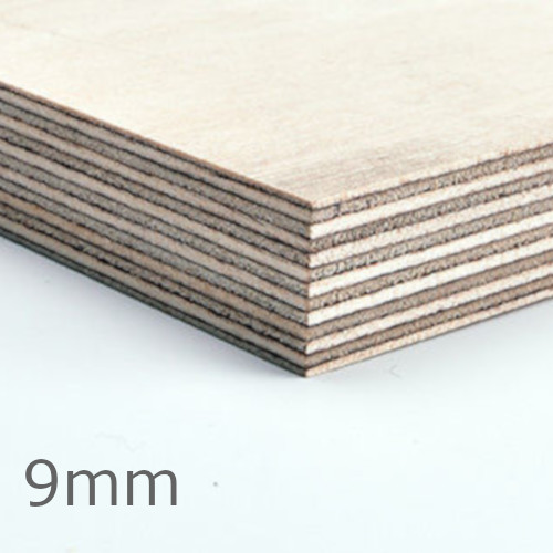 9mm Latvian Birch Plywood BB/BB CE2+ - 2440mm x 1220mm - FSC Certified
