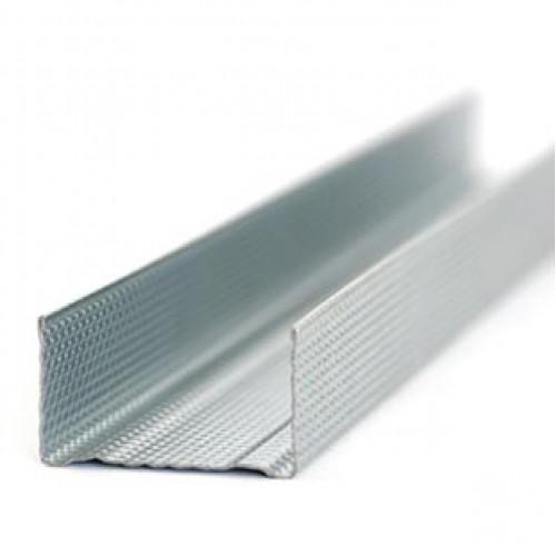British Gypsum Gypframe 50 FEC 50 Folded Edge Standard Channeln (pack of 10)