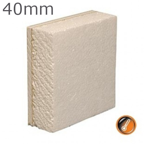 40mm Gyproc Thermaline Basic Insulated Plasterboard