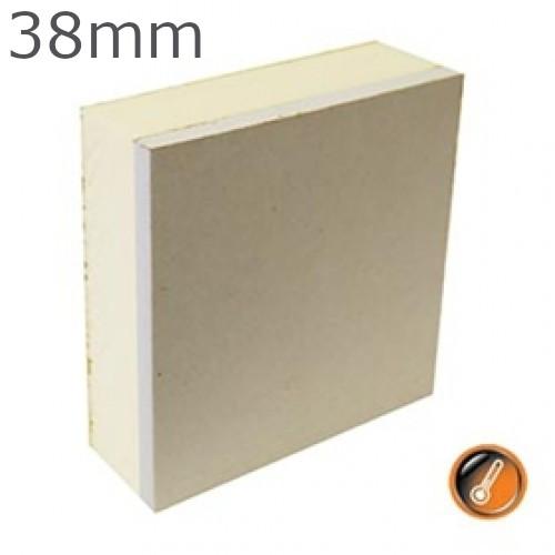 British Gypsum Gyproc Thermaline PIR Insulated Plasterboard 38mm