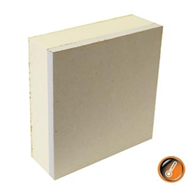 British Gypsum Gyproc Thermaline PIR Insulated Plasterboard 93mm