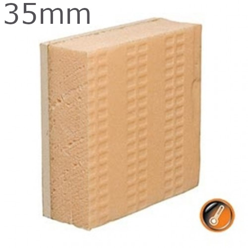 35mm Gyproc Thermaline Plus Insulated Plasterboard