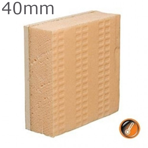 40mm Gyproc Thermaline Plus Insulated Plasterboard
