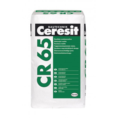 Ceresit CR65 Waterproofing (Tanking) Slurry