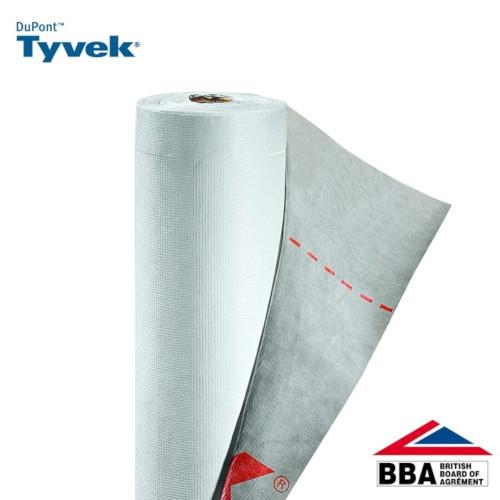 DuPont Tyvek Supro Breather Membrane Underlay 1m x 50m