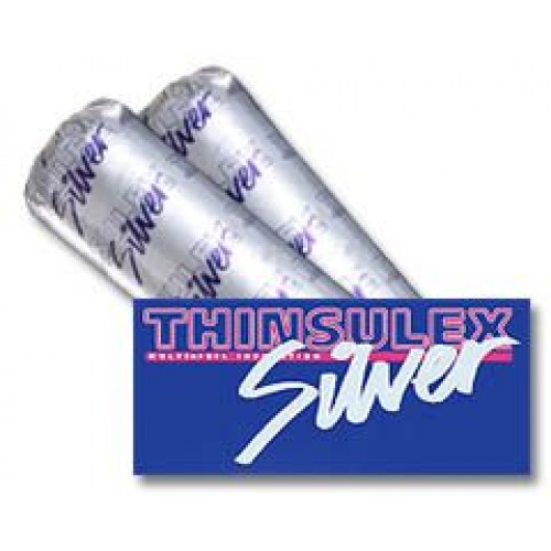 30mm Thinsulex TLX Silver Multi-foil Insulation